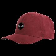 Krush Cap alcantara maroon