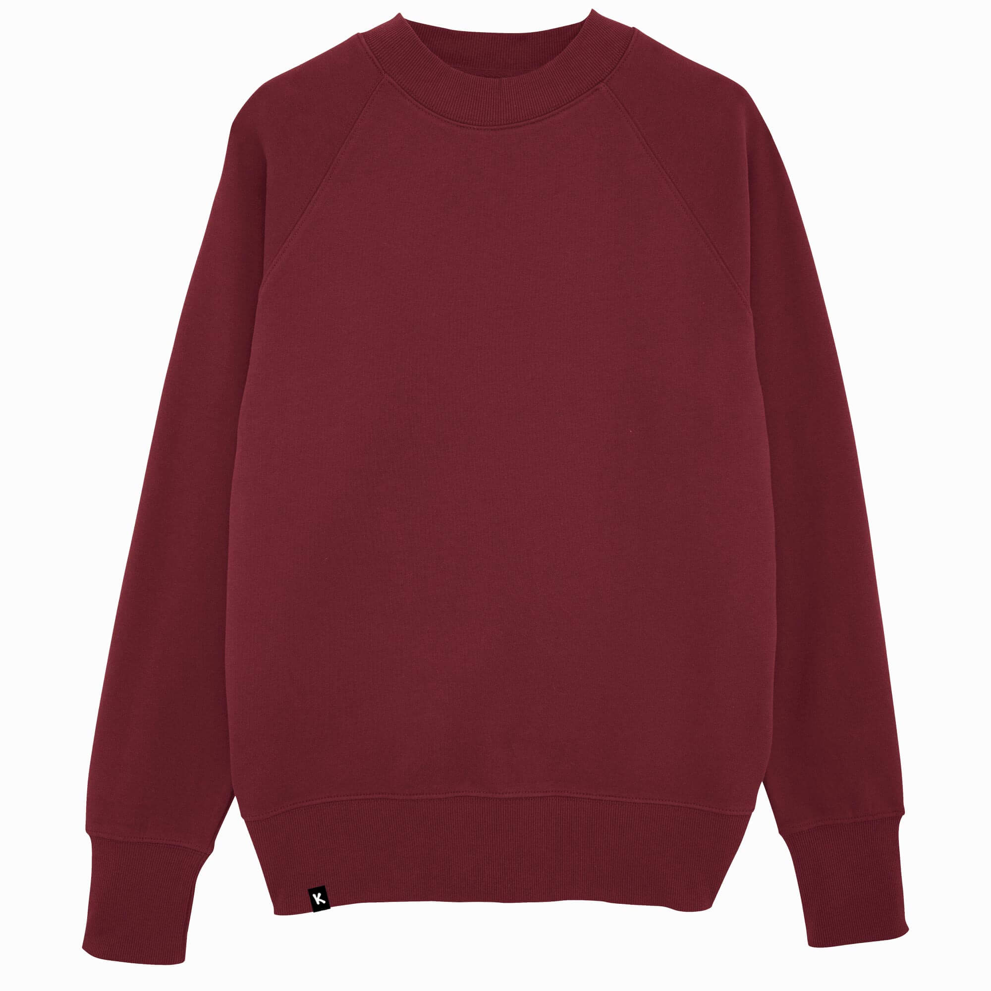 Krush Crewneck burgundy